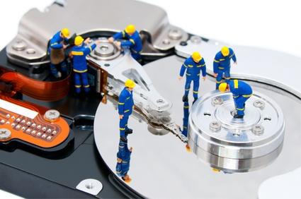 Izgubljeni podaci - spasavanje podataka