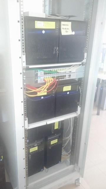 InfoLAB serveri za podatke