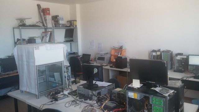 InfoLAB laboratorij za kontrolu kvlaitete rezultata spašavanja