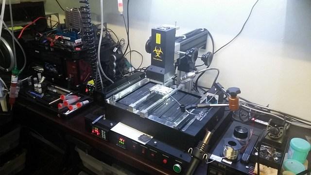 InfoLAB mikrolotanja flash komponenti