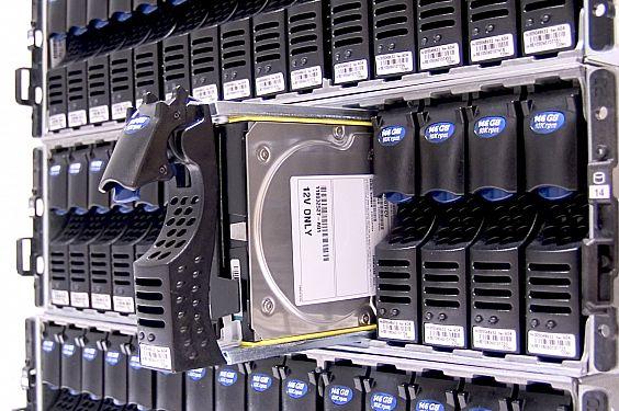 RAID vrćanje podataka