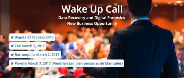Latin America Data recovery