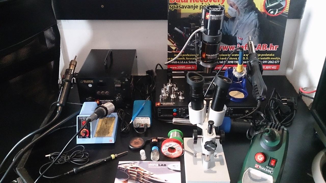 micro SD spašavanje podataka
