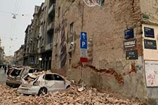 Zagreb earthquake 22.3.2020.